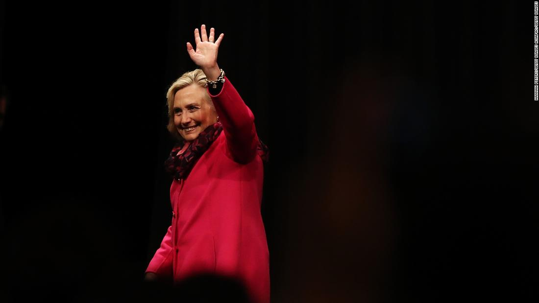 Hillary Clinton will headline 3 DNC fundraisers
