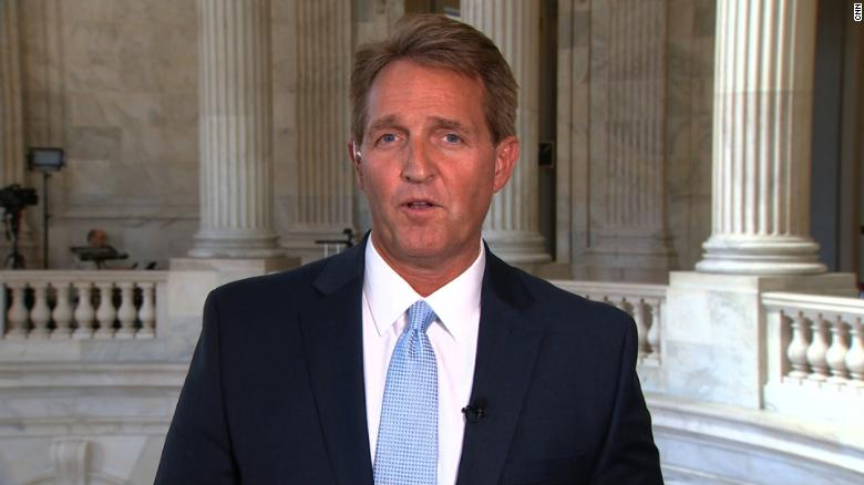 Sen. Flake: Iran deal decision not a wise move