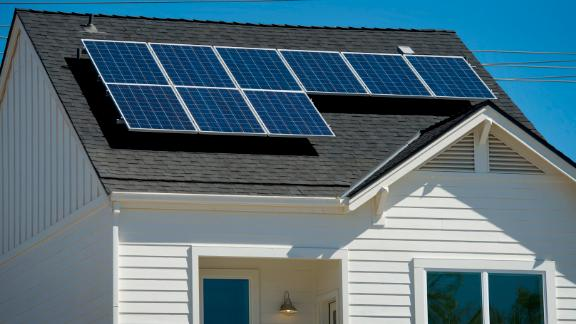 All new houses would be required to have solar panels starting in January 2020.