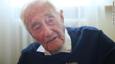 104-year-old scientist David Goodall ends life listening to 'Ode to Joy'