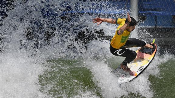 Goldschmidt says the wave will push performance boundaries significantly, and emulate disciplines such as the halfpipe in snowboarding and skiing.