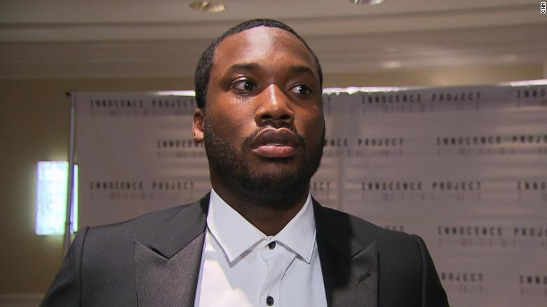 Meek Mill: The support has been tremendous