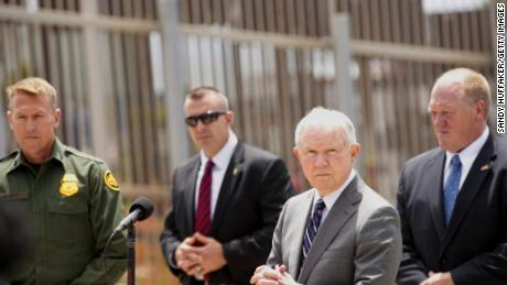 Theologian: Jeff Sessions misreads the Bible to justify separating families