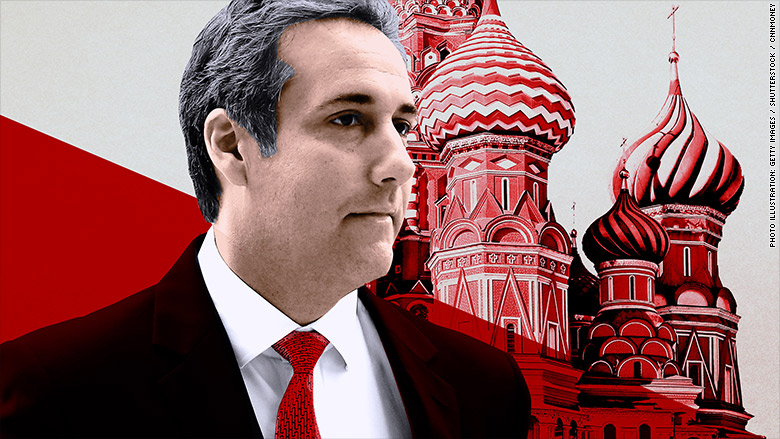 michael cohen russia oligarch investigation money payment