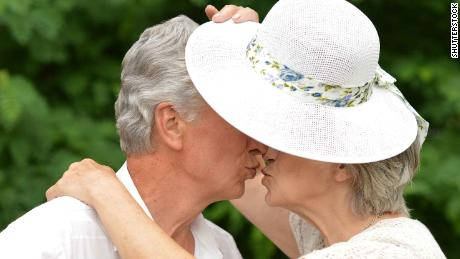 Seniors, new poll says, are still sexy after all these years