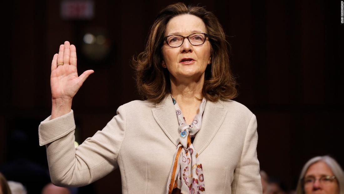 長官 Cia CIA長官「ジーナ・ハスペル」は生きているが、すでにこの世のどこにも存在していない理由。