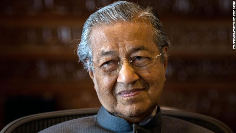 Stunning comeback for Malaysia's ex-leader