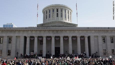 Ohio voters approve gerrymandering reform for US House seats