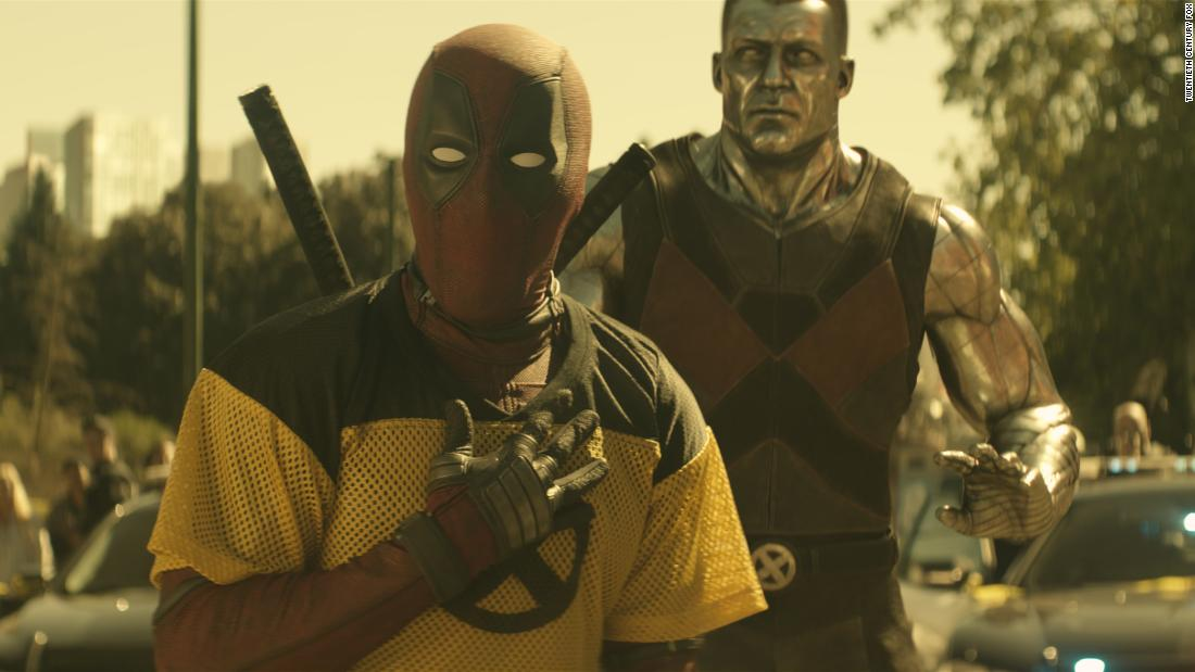 Deadpool 2 Gleefully Revels In R Rated Mayhem Eclipse Comics
