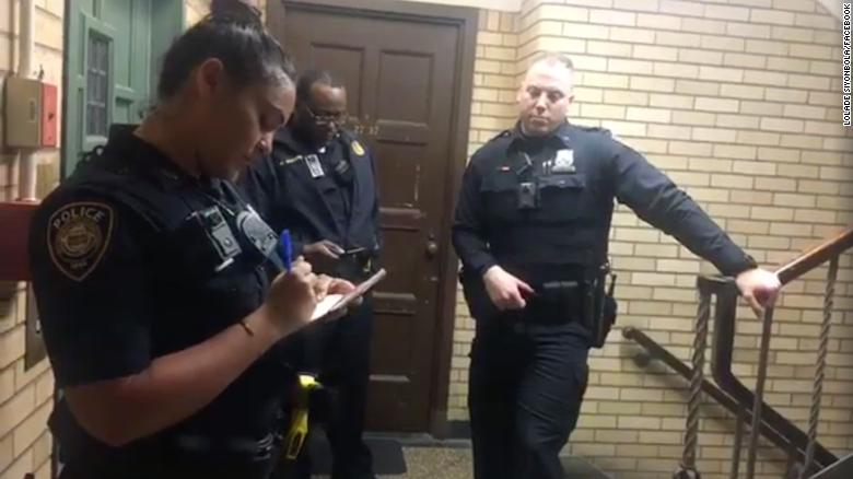 Cops 3some