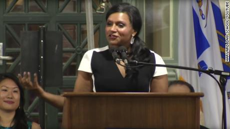 Mindy Kaling will speak at Dartmouth College this year.