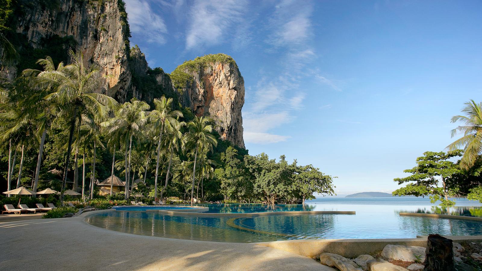 Railay Beach Thailand Your Luxury
