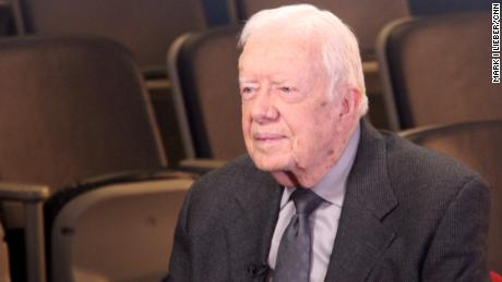 Former President Carter criticized Trump's recent foreign policy decisions