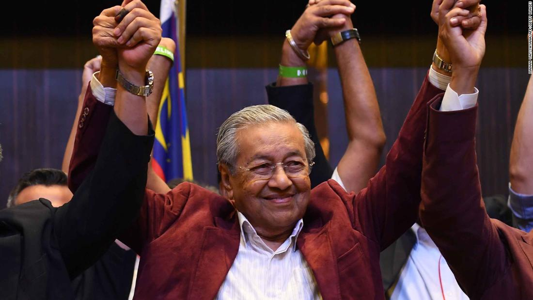 In the new Malaysia, signs of an older, uglier politics