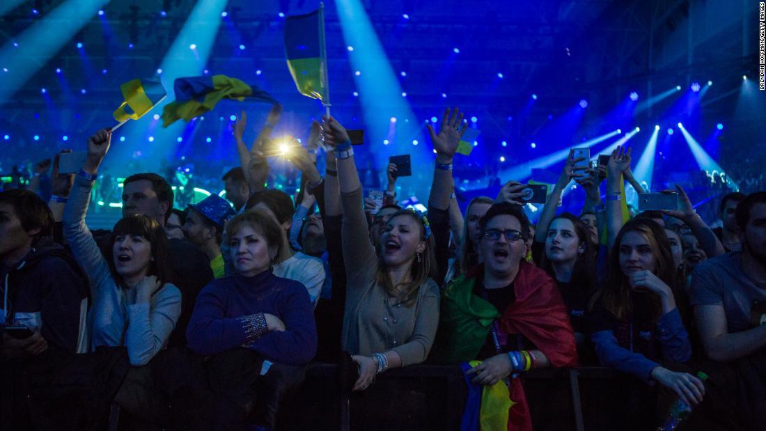Cuộc thi Ca khúc Eurovision sắp diễn ra tại Mỹ
