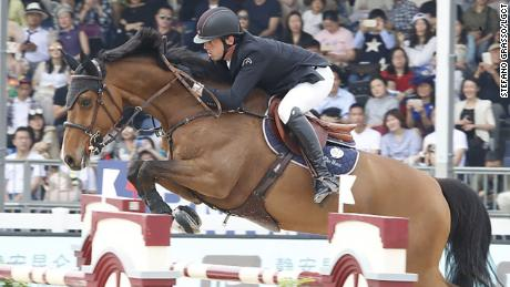Harrie Smolders will be competing in his second event of the Global Champions season.