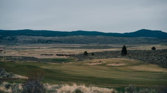 Silvies Valley boasts three golf courses, although only one caters for goat caddies.