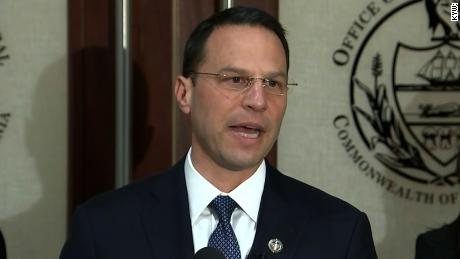 Attorney General Josh Shapiro and other members of the Office of Attorney General's Criminal Prosecutions Section will announce a major development in a significant Philadelphia criminal case.