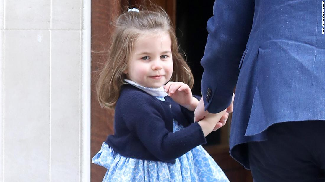 "One of the most famous Charlottes of today is surely the British princess, whose parents are Prince William, Duke of Cambridge, and Catherine, Duchess of Cambridge. Her Royal Highness Princess Charlotte Elizabeth Diana of Cambridge was born May 2, 2015, and recently became a big sister to <a href=""https://www.cnn.com/2018/04/27/europe/royal-baby-name-intl/index.html"">Louis Arthur Charles, born in April 2018</a>."