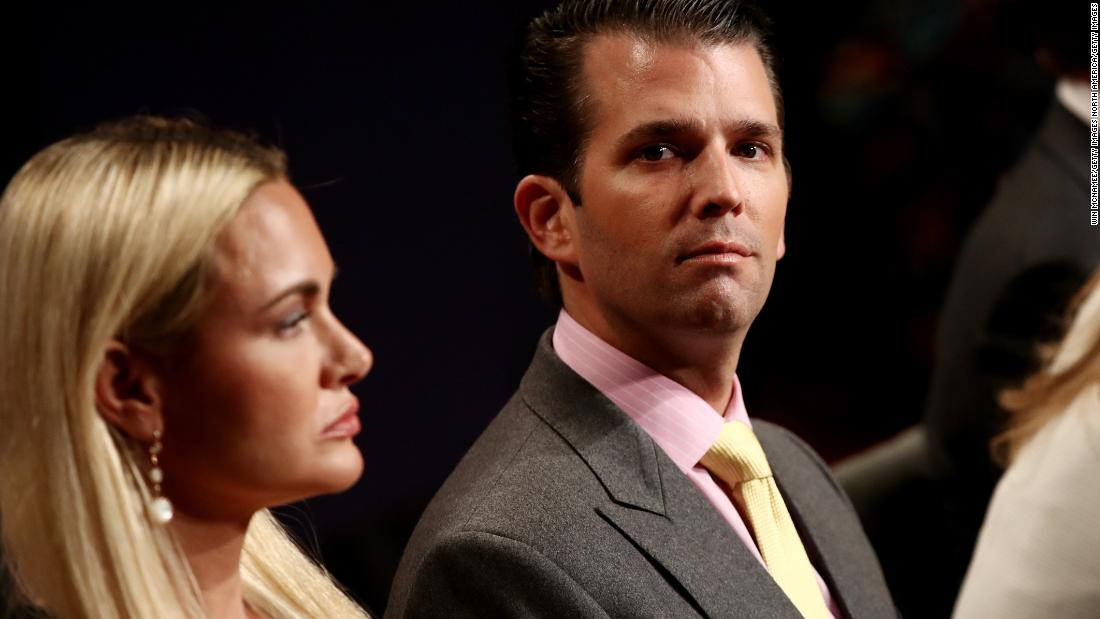 Trump Jr. pulls out of fundraiser for George P. Bush due to immigration criticism