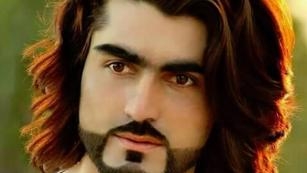 Naqeebullah Mehsud, the model killed in a security raid on suspected militants. He was subsequently cleared of involvement with any militant group.