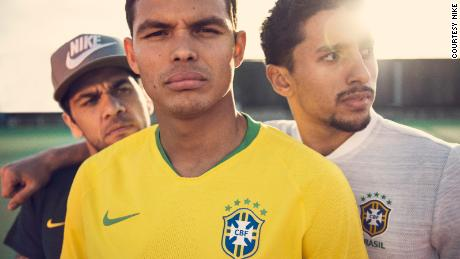 The most stylish football kits of World Cup 2018