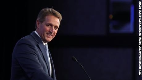 Flake: the choice was embrace Trump, or retire