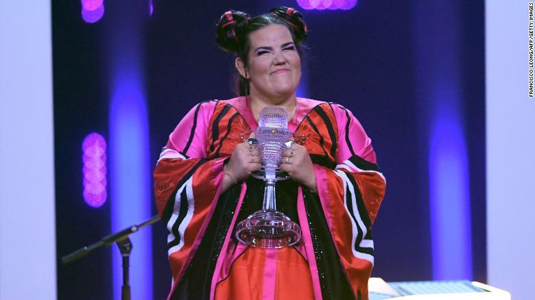 Resultado de imagem para netta eurovision