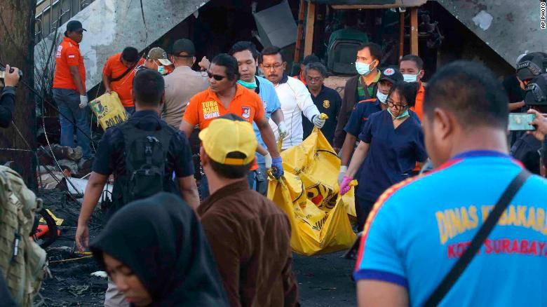 Indonesia: Three attacks in 24 hours