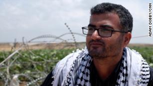 The Gazan leading a popular uprising against Israel