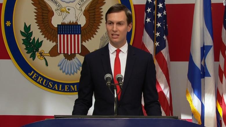 Kushner: Jerusalem is a place for all faiths