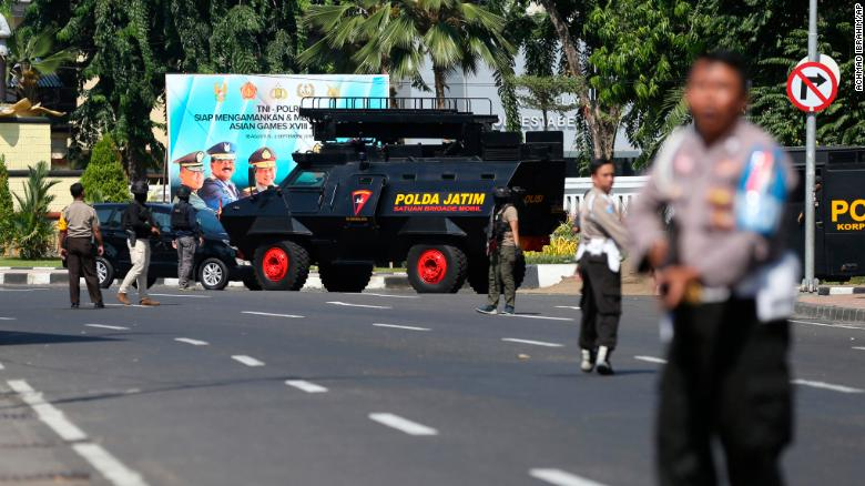 Indonesia hit with further bombing attacks