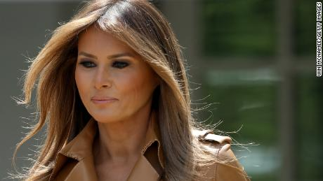 Gupta: Surprising Melania still in hospital