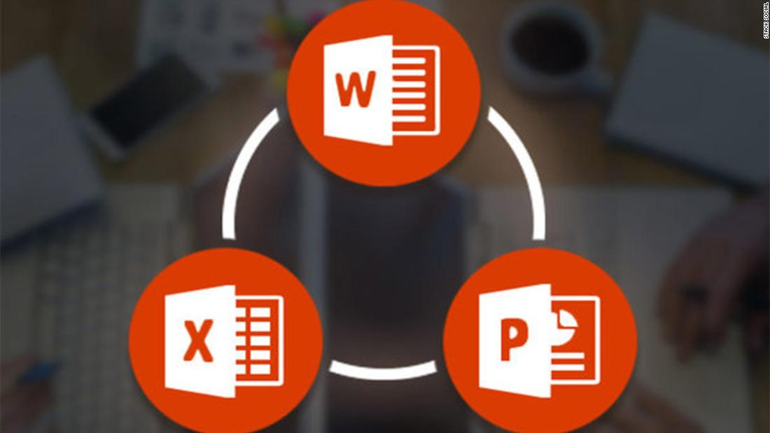 Master Every Microsoft Office Program With This Online Course Cnn