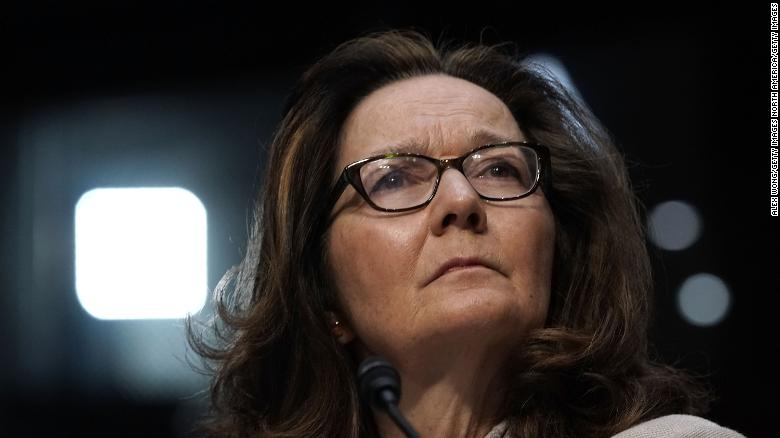 CIA Director Haspel's fate uncertain after Trump fires Esper