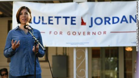 Paulette Jordan says her very different candidacy could be a way to win as a Democrat in the traditionally Republican state.