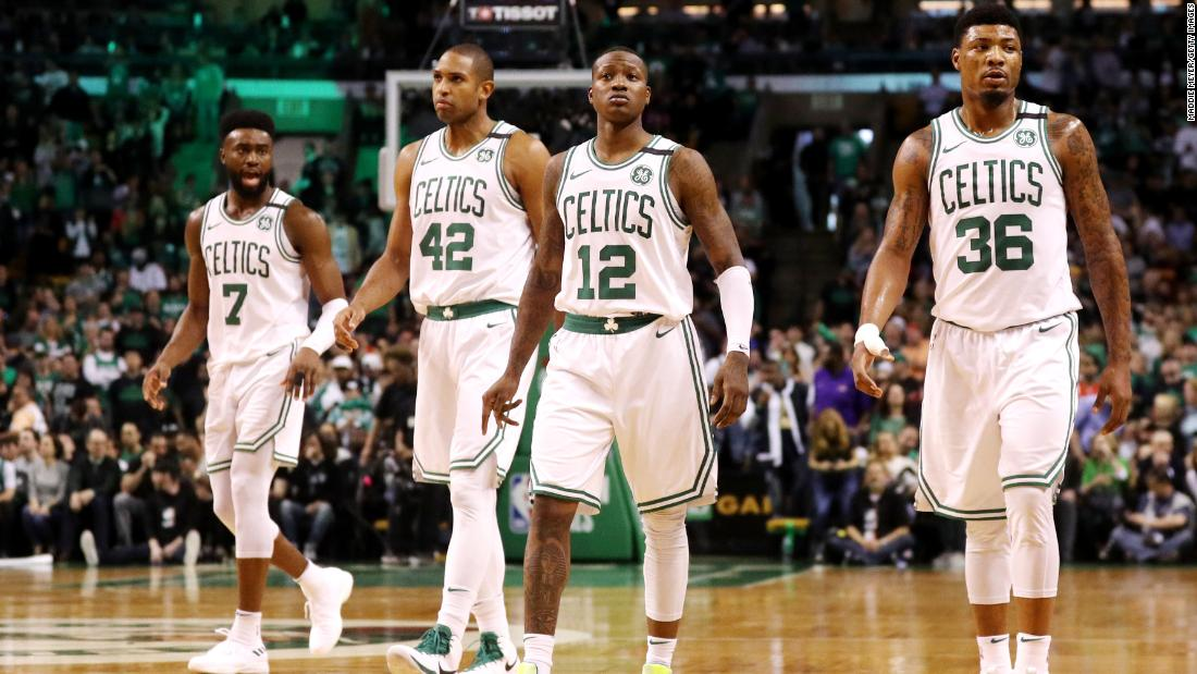 NBA playoffs: For the surprising Boston Celtics, the ...
