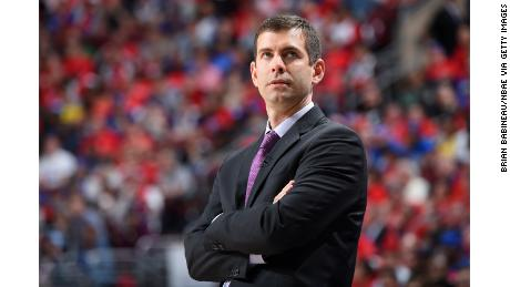 Brad Stevens had led the Celtics to back-to-back appearances in the Eastern Conference Finals.