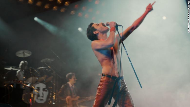 'Bohemian Rhapsody' puts Queen on big screen