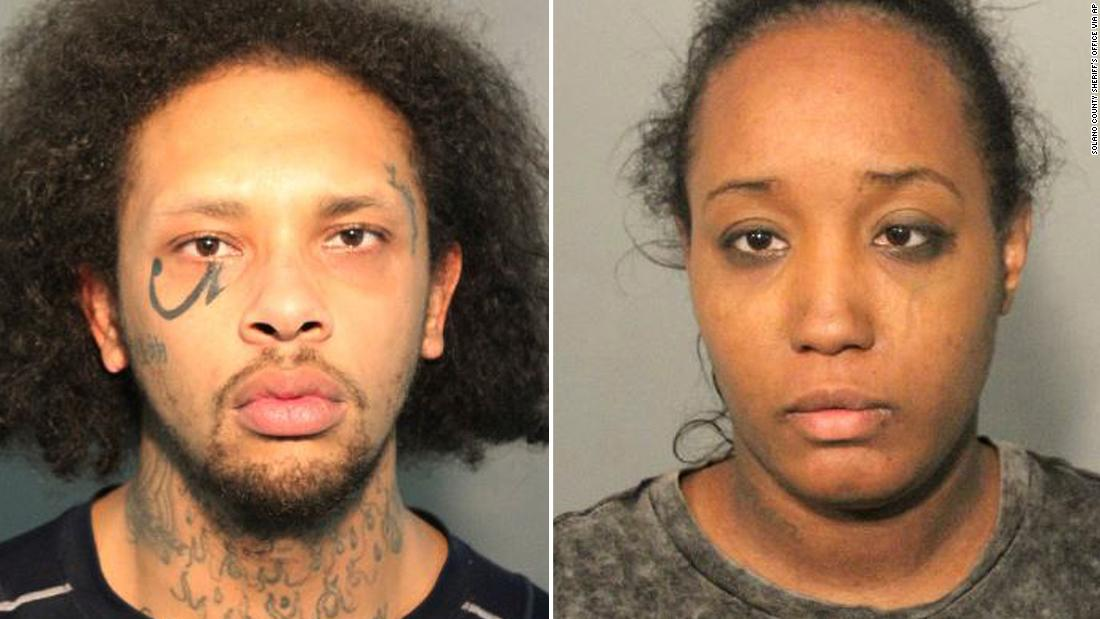 Children in abuse case shot with weapons and burned with hot water, prosecutors say