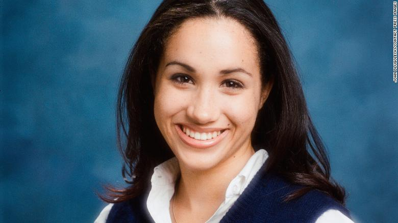 What Meghan Markle's teacher remembers about her
