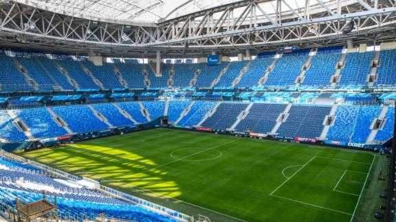 St. Petersburg Stadium World Cup schedule: Group stage, last 16, semifinal, third-place playoff Legacy: The 67,000-seater will regain its former name -- Krestovsky Stadium -- and be home to 2007-08 UEFA Cup winners Zenit St. Petersburg.