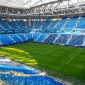 Petersburg Arena in the city of St.Petersburg russia 2018 world cup
