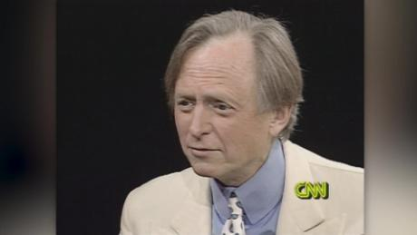 Tom Wolfe reflects on his career (1988)