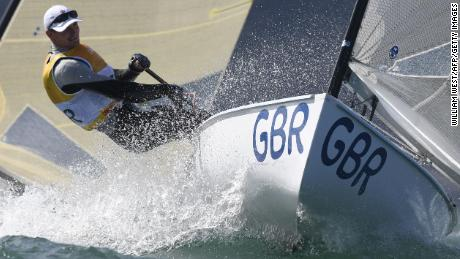 Britain's Giles Scott won Finn gold in Rio -- but the event will be missing from Paris 2024.