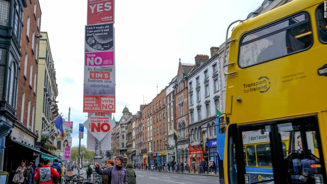 Ireland abortion referendum: Country votes in landmark ...