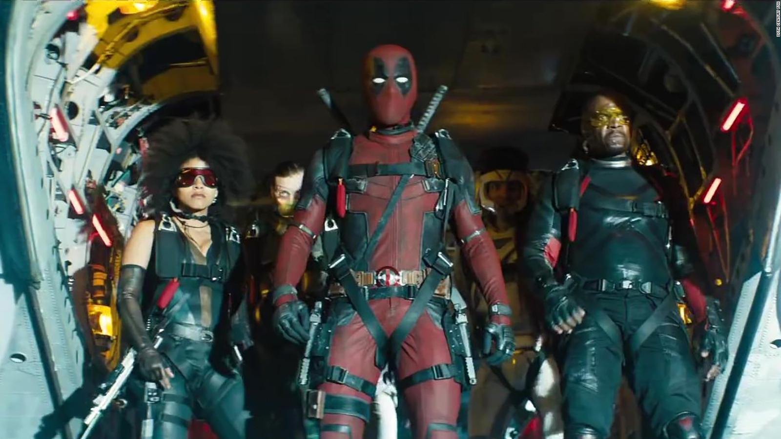 Deadpool 2 1