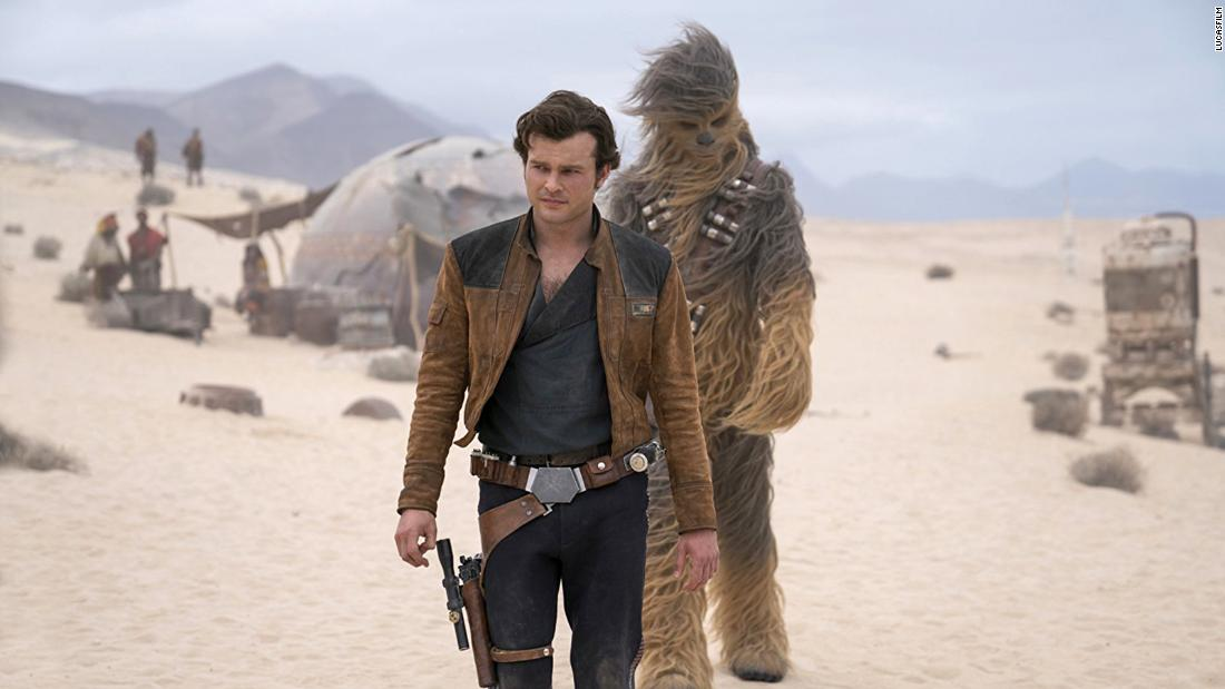 "<strong>""Solo: A Star Wars Story""</strong>: The origin tale of a young Han Solo has had fans in a speculation tizzy ever since it was announced. How it will be received as part of the ""Star Wars"" cannon remains a question. The movie stars Alden Ehrenreich as Solo, arriving in a galaxy not so far away on <strong>May 25</strong>."