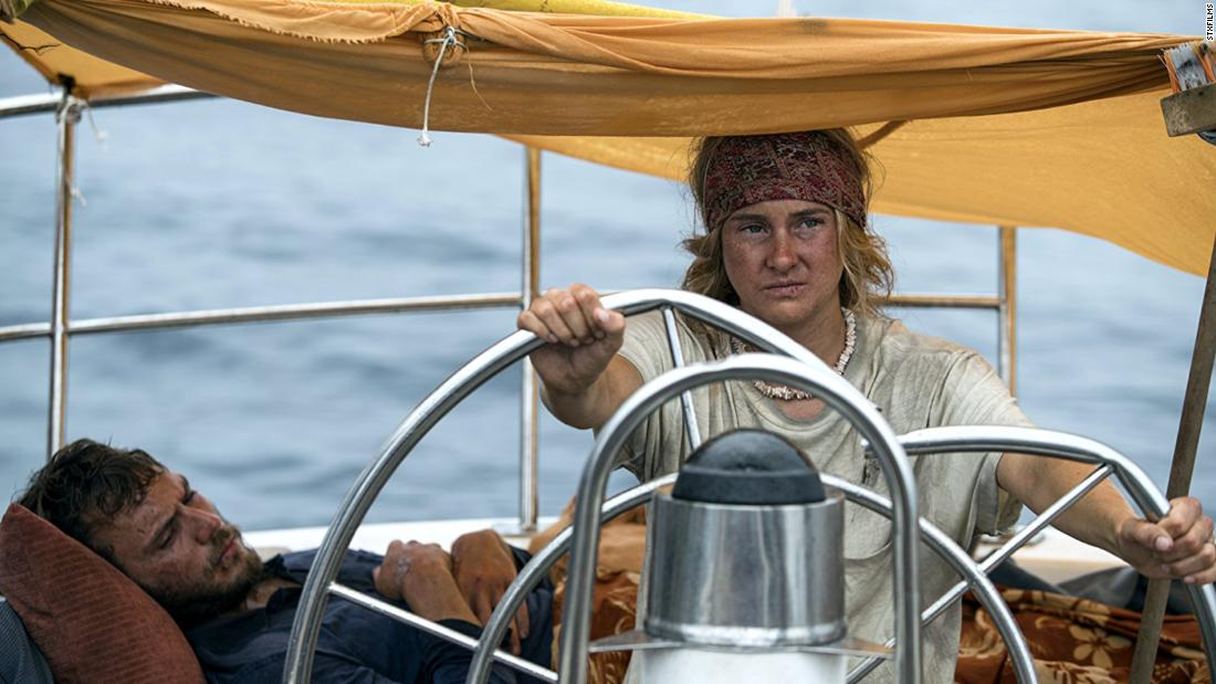 "<strong>""Adrift""</strong>: What happens when you mix one of the most catastrophic hurricanes in recorded history with a love story? You'll find out <strong>June 1</strong> when this film, based on a true story, hits theaters. It stars Shailene Woodley and Sam Claflin."