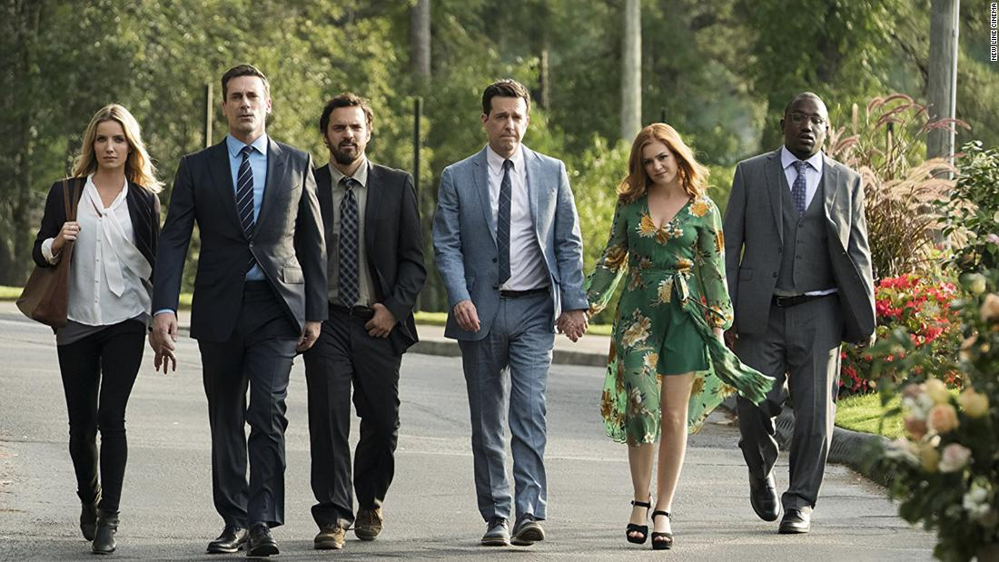 "<strong>""Tag"": </strong>A group of school friends spend years playing tag -- determined to get the one member who has yet to be caught -- in this comedy starring Jon Hamm, Jeremy Renner, Isla Fisher and Hannibal Buress. Look for it in theaters <strong>June 15. </strong>"